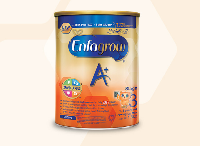 Enfagrow A+ Stage 3 1.8kg original