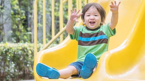 What are the best options to support a toddler's (age 12-to-24 months) immune system?