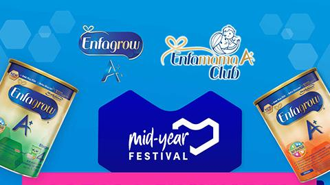 Lazada Mid Year Festival Exclusive T&C