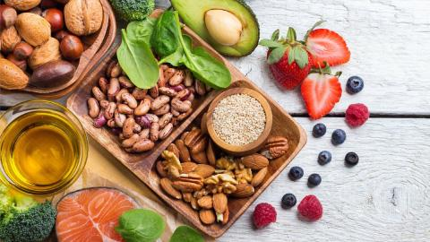 Key Nutrients for a 4 to 5 Year Old Child