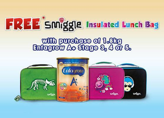 FREE* Smiggle Insulated Lunch Bag